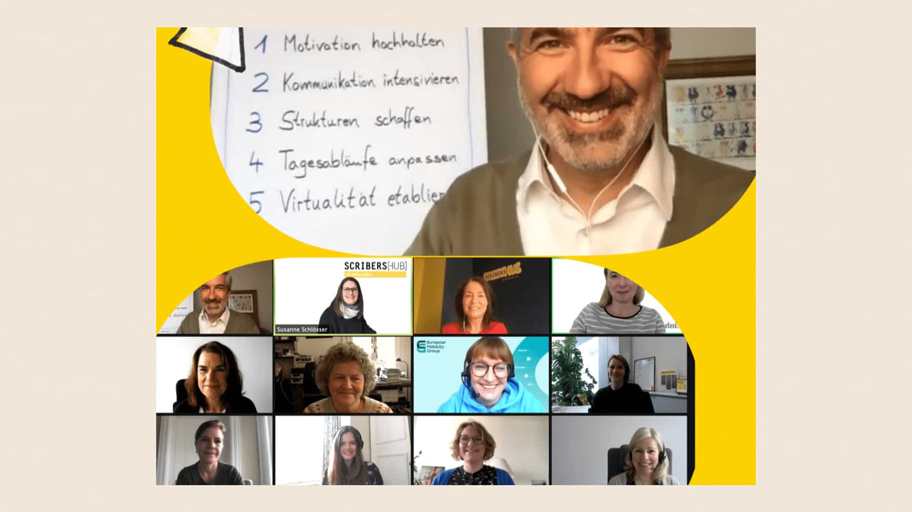 Dirk Eichenlaub digitale Führung