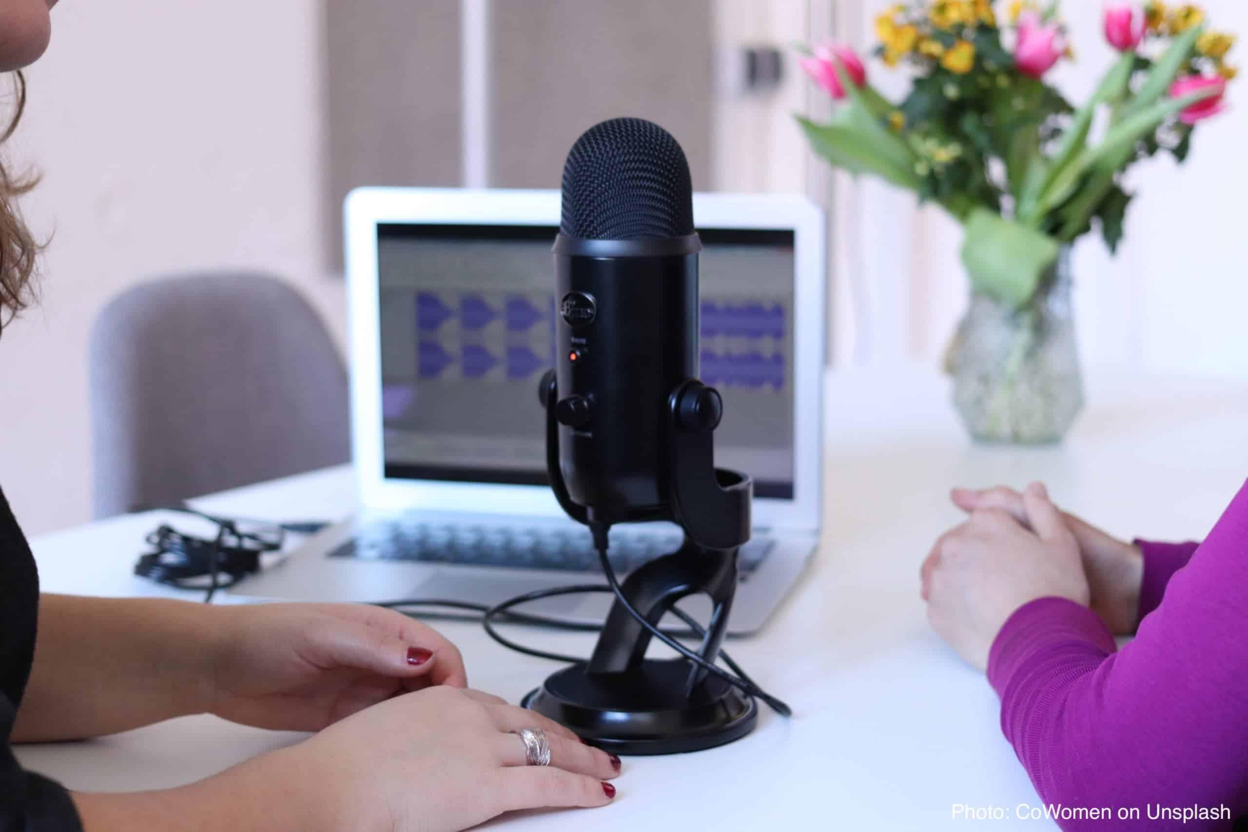 Podcast Mehr Aufträge für Freie