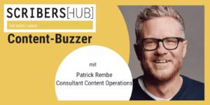 Content Buzzer mit Patrick Rembe